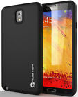 GHOSTEK® BLITZ BLACK MATTE HARD CASE COVER FOR SAMSUNG GALAXY NOTE III 3 N9000