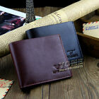 Guarantee Quality! 2014 Genuine Cow Leather Business Fashion Men's Wallet Casual