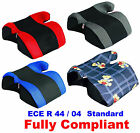 Sturdy Polystyrene Child Kid Children Car Booster Seat 3 To 12 Years old 15-36kg