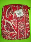 Vera Bradley TABLET Sleeve Fits Apple Ipad Authentic Signed 10.5 x 8.5 Brand New