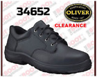 "Oliver Work Boots, AT's,  65390, Steel Toe Cap Safety, 150mm (6"") Lace-Up, NEW!"