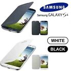 Flip Wallet Case Battery Back Cover For Samsung Galaxy S4 i9500 Screen Protector