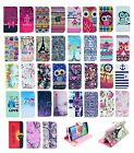 For Various Phone Fashion Stand Folio Flip Wallet Leather Hybrid Soft Case Cover