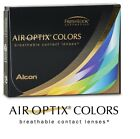 AIR OPTIX COLORS 1x2 Kontaktlinsen Alcon +/- Werte  preisgünstig Monatslinsen