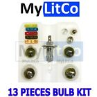 SKODA SPARE BULB FUSE KIT EUROPEAN TRAVEL EMERGENCY REPLACEMENT H1 H4 H7 H8