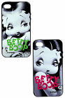 Betty Boop Apple iPhone 4 Skin, Cartoon Character Mobile Phone Cover £2.69 GBP on eBay