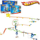 New Hot Wheels Spin Slammer Swing-Arm Slider Or Auto Motion Speedway Wall Tracks