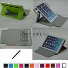 "Colorful Sucker Leather Case+Pen For 7"" HP Slate 7 1800 Android Tablet PC"