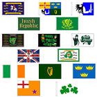 Irish Ireland Themes St Patricks Day Flag Selection 5ftx3ft 5'x3' With 2 Metal E
