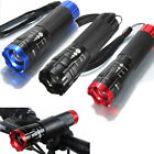 600 Lm CREE XPE Q5 LED Zoomable Mini 14500/AAA Flashlight Torch Lamp Light 3Mode