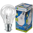 42W GLS Light Bulb Energy saving Bulb dimmable Output 60w B22 Bayenot cap