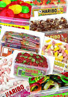 Haribo Pick & Mix Sweets Wholesale Tubs of Party Candy Large Variety