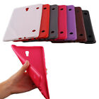 """For Samsung Galaxy Tab S 8.4"""" SM-T700 Tablet Soft TPU Back Cover Case Ultra Slim"""