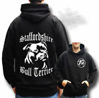 STAFFORDSHIRE BULL TERRIER STAFFY t-shirt HOODIE S/XXL