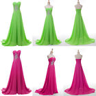 Chic SEXY Prom Party Ballgown Long Wedding Evening Cocktail Pageant Dress 6~20
