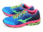 Mizuno Wave Elevation (W) Blue/Lime/Pink Sportstyle Running Shoes J1GL141788