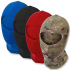 ULTRA LIGHTWEIGHT THERMAL BALACLAVA OPEN FACE BIKE CYCLE LAYER MILITARY OUTDOOR