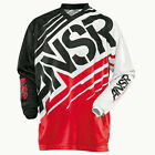 Answer Racing 2014 Motocross Enduro MX Syncron Jersey - Red - XXL
