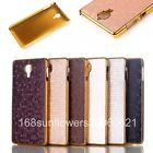 For Xiaomi Mi4 M4 Luxury Bling Chromed PC Hard Back Cover Skin Case