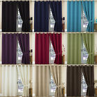 Lunar Thermal Block Out Lined Ring Top Jacquard Curtains.Available in 10 colours