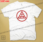 Holy Royal Arch Freemason Freemasonry mason occult illuminati T Shirt Tshirt 720
