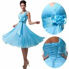 Sweetheart Prom Graduation Cocktail Ball Gown Bridesmaid Party Short Mini Dress