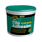 Everbuild Non Slip Acrylic Based Tile Adhesive - Bathrooms & KItchens