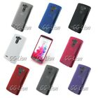 Gel Silicone S-Line TPU pure Rubber Skin Cover Case For LG G3 D850 for AT&T+Film