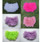 Brand New Infant  Girl Various Ruffles Bloomer Pantie Brief For Pettiskirt LO UK