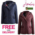 Joules Marcotte Ladies Quilted Jacket (Removable Hood) (R) **FREE UK SHIPPING*