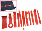 Car TRIM REMOVAL Plastic TOOL Kit SET Moulding Upholstery Door Panels Dashboard