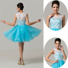 ❤Sweet❤Formal Cocktail Party Prom Gown Evening Homecoming Bridesmaid Short Dress