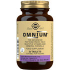 Solgar Omnium Multiphytonutrient Complex Tablets Choice of Supplies One Supplied