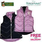 Horseware Childrens Polyfill Reversible Gilet (CEHECH) *BNWT* *FREE UK POSTAGE*