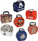 Disney / Muppets / Sesame Street - Tin Tote/Lunch Box Storage - New + Official