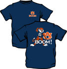 NEW Auburn University AU BOOM Aubie T Shirt, Comfort Color THE BOOM, Gus Malzahn