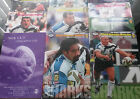 1998 Hull FC Home Programmes v Your Choice