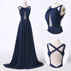 FREE P&P Bridesmaid Formal HOMECOMING Evening Party Prom Vintage Pageant Dress 1