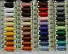 Gutermann Top Stitch Thread 30m Spools, High Lustre, Bold Sewing, Select Colour