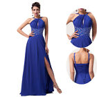 2015 Sexy Women Celebrity Long Evening Formal Dress Party Prom Wedding Ball Gown