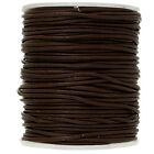1mm Leather Cord 25 Meters 5053-01