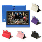 "Blue 7"" iRulu Tablet PC 8GB Android 4.2 Dual Core Cam A23 1.5 GHz WIFI w/ Case"