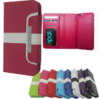 For iphone 5 5G 5S Magnetic Cover Flip Leather Wallet Card Slot Case 2 in 1