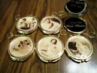 Willitts Designs Confessions Compact Mirrors W/ Chain