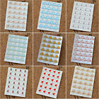 24 Self Adhesive Cute Photo Corners Love Duck Monkey Bunny Bear Flower Cloud DIY
