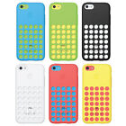 Apple Genuine Silicone Case Protector for Apple iPhone 5C 6 Colors Available