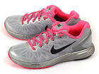 Nike Lunarglide 6 Flash (GS) Wolf Grey/Black-Pink-Reflect Silver 2014 685714-001