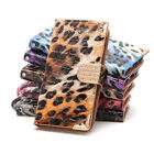 For 4.7'' iPhone 6 Luxury Leopard Pattern PU Leather Wallet Flip Case Cover New