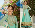 Indian Pakistani Stylish Designer Bollywood Anarkali Party Wear Dress For Women