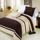 Clarice Embroidered 8-PC Bed in a Bag 100% Egyptian Cotton